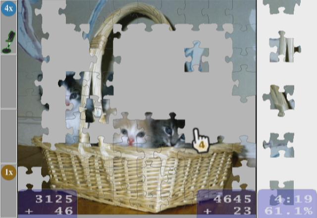 Thumbnail 1 for Arcade Jigsaw